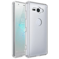 Olixar ExoShield Tough Snap-on Sony Xperia XZ2 Compact Case - Clear