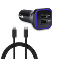 Olixar High Power iPhone Car Charger