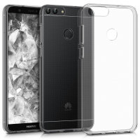 Olixar Ultra-Thin Huawei P Smart 2018 Case - 100% Clear