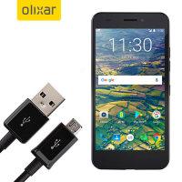 Olixar EE Hawk Power, Data & Sync Cable - Micro USB