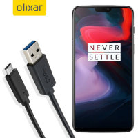 Olixar USB-C OnePlus 6 Charging Cable