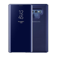 Funda Samsung Galaxy Note 9 Oficial Clear View Standing case - Azul