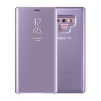 Official Samsung Galaxy Note 9 Clear View Standing Case - Lavender