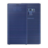 Funda Samsung Galaxy Note 9 Oficial LED View Cover - Azul