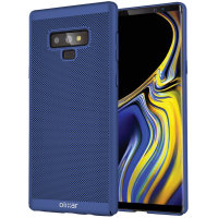 Olixar MeshTex Samsung Galaxy Note 9 Slim Case - Ocean Blue