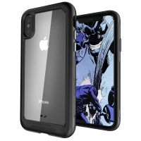 Ghostek Atomic Slim 2 iPhone XS Tough Case - Schwarz