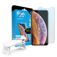 Whitestone Dome Glass iPhone XS Full Cover Screen Protector