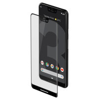 Olixar Google Pixel 3 XL Full Cover Glass Screen Protector - Black