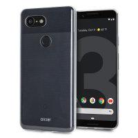 Olixar FlexiShield Google Pixel 3 Gel Case - Transparant