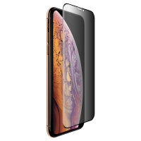 Olixar iPhone XS Max Privacy Tempered Glass Screen Protector