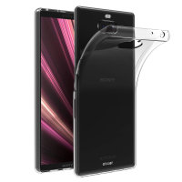 Olixar FlexiShield Sony Xperia 10 Gel Case - 100% Clear