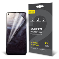 Olixar Samsung Galaxy A8s Film Screen Protector 2-in-1 Pack