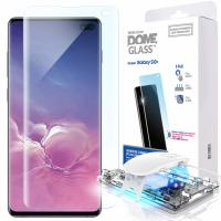 Whitestone Dome Glass Samsung S10 Plus Full Cover Screen Protector