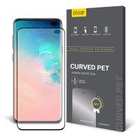 Pellicola curva trasparente Olixar Samsung Galaxy S10 Plus PET