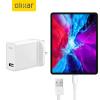 High Power iPad Pro 11 Wall Charger & 1m Cable