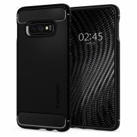 Spigen Rugged Armor Samsung Galaxy S10e Case - Black
