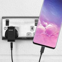 Olixar High Power Samsung Galaxy S10 USB-C Mains Charger & Cable