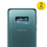 Olixar Galaxy S10e Tempered Glass Camera Protectors - Twin Pack
