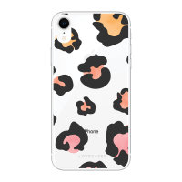 Funda iPhone XR LoveCases Coloured Leopard
