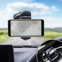 Olixar DriveTime Google Pixel 3a XL Car Holder & Charger Pack