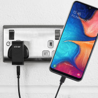 High Power Samsung Galaxy A20e Wall Charger & 1m Cable