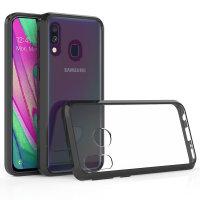 Olixar ExoShield Samsung Galaxy A40 Case - Black