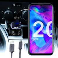 Olixar High Power Honor 20 Lite  Car Charger