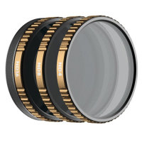 PolarPro Osmo Action Cinema Series Shutter Filters - 3 Pack
