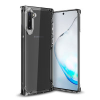 Olixar NovaShield Samsung Galaxy Note 10 Bumper Case - Clear