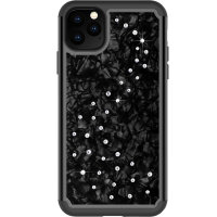 Bling My Thing Milky Way iPhone 11 Pro Max Case -Pure Brilliance/Black