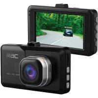 RAC R3000 Premium 1080p HD Dash Cam - Black