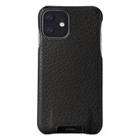 Funda iPhone 11 Vaja Grip Premium Cuero - Negra