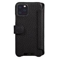Vaja iPhone 11 Pro Premium Leather Wallet Case - Black