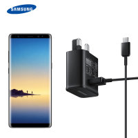 Official Samsung Galaxy Note 8 USB-C Fast Charger Cable - Black
