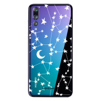 LoveCases Huawei P20 Pro Clear Starry Phone Case