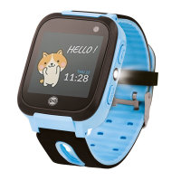 Montre intelligente Forever Active Call-Me pour enfants – Bleu