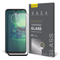 Olixar Motorola Moto G8 Plus Tempered Glass Screen Protector