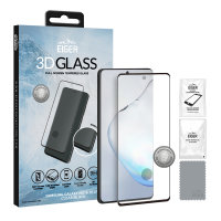 Eiger 3D Samsung Note 10 Lite Glass Screen Protector - Clear / Black