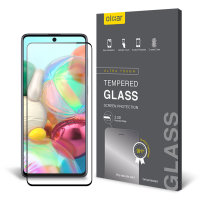 Olixar Samsung Galaxy A71 Tempered Glass Screen Protector