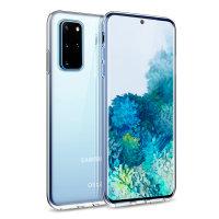 Olixar Ultra-Thin Samsung Galaxy S20 Plus Case - 100% Clear