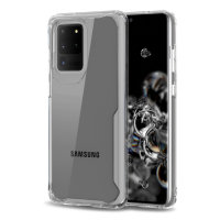 Olixar NovaShield Samsung Galaxy S20 Ultra Bumper Case - Clear