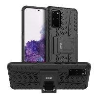 Olixar ArmourDillo Samsung Galaxy S20 Plus Protective Case - Black