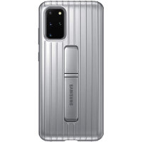 Official Samsung Galaxy S20 Plus Protective Cover Case - Silver