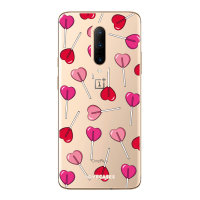 LoveCases OnePlus 7 Pro Lollypop Clear Phone Case