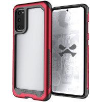 Ghostek Atomic Slim 3 Samsung Galaxy S20 Case - Red