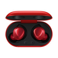 Official Samsung Galaxy Buds+ True Wireless Earphones - Red