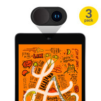 Olixar Anti-Hack Webcam Cover for iPad - 3 Pack