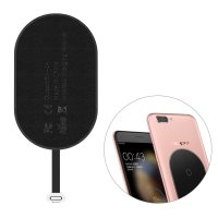 Baseus Microfiber Micro-USB Android Qi Wireless Charging Adapter