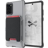 Ghostek Exec 4 Samsung Galaxy Note 20 Wallet Case - Grey