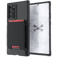 Ghostek Exec 4 Samsung Galaxy Note 20 Ultra Wallet Case - Black